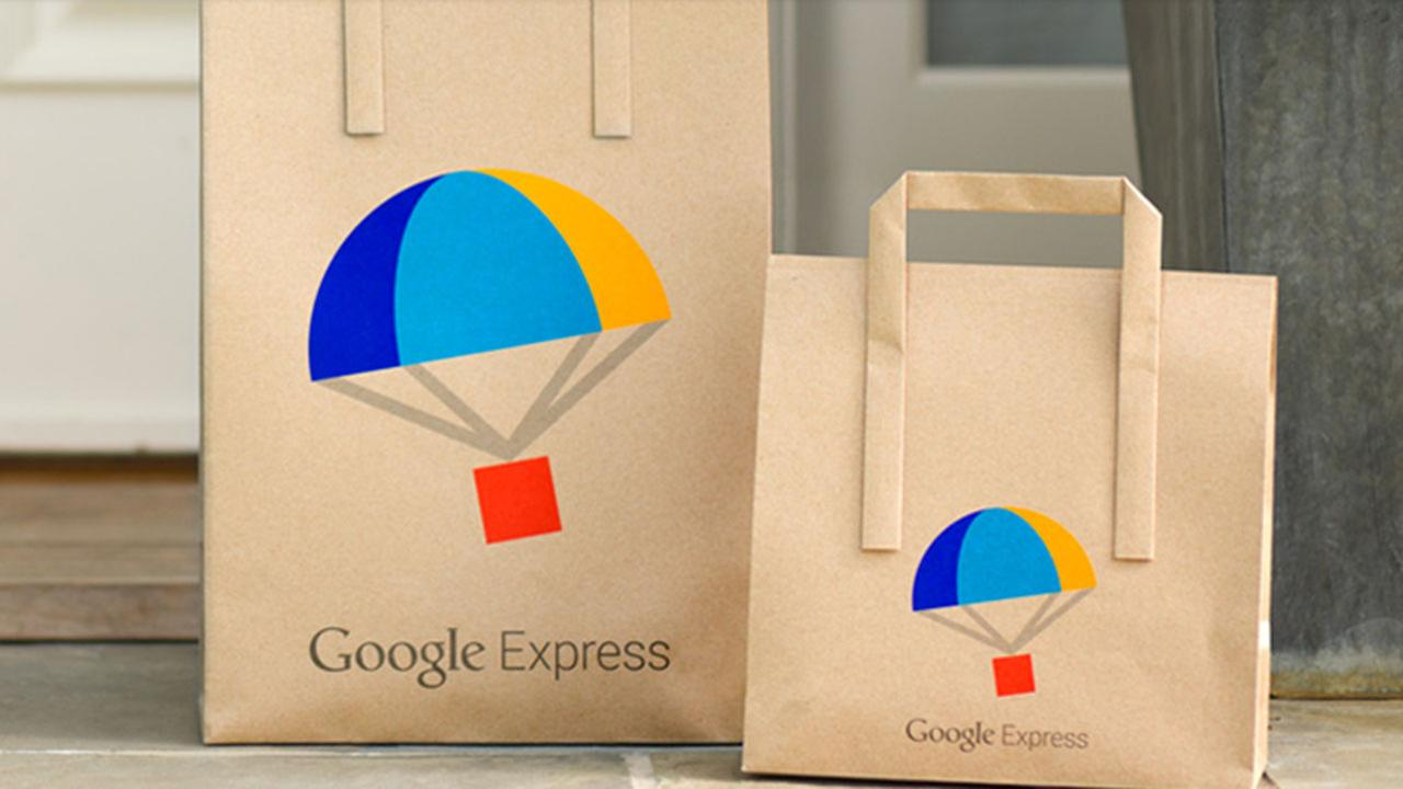 An image from the Google Express website is shown in an undated photo.