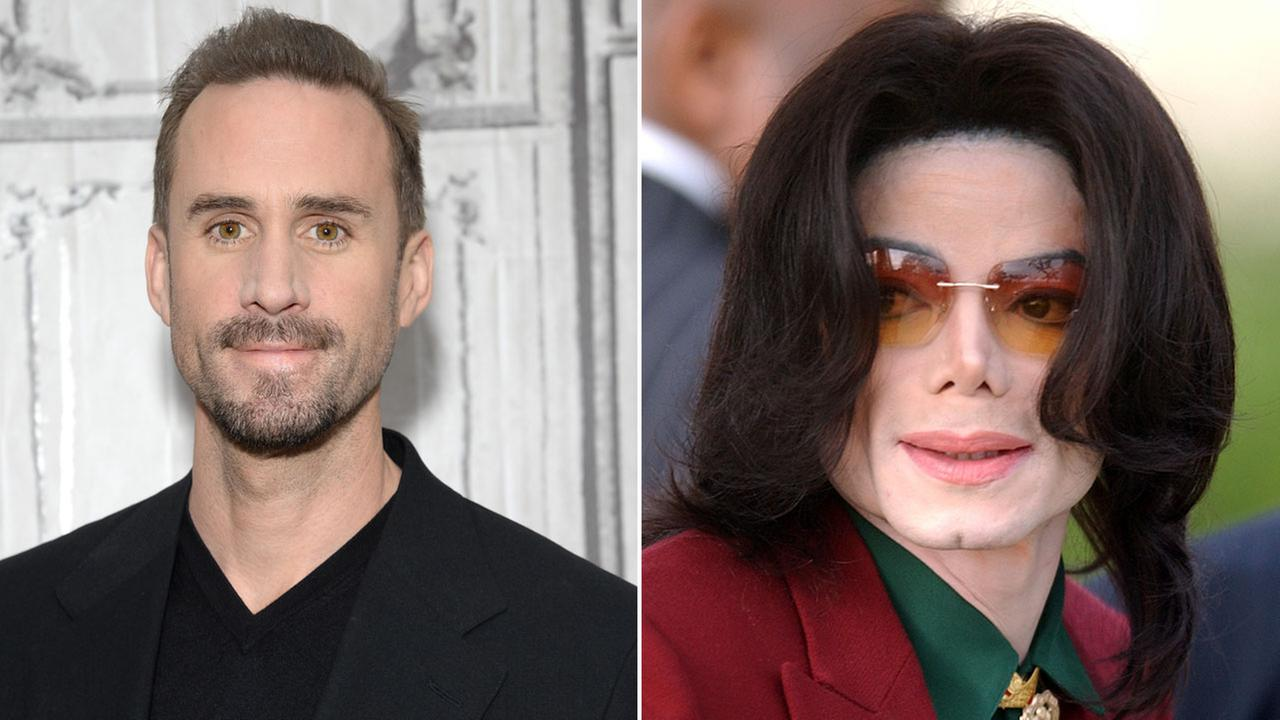 Joseph Fiennes as Michael Jackson in 'Urban Myths' is not going over well