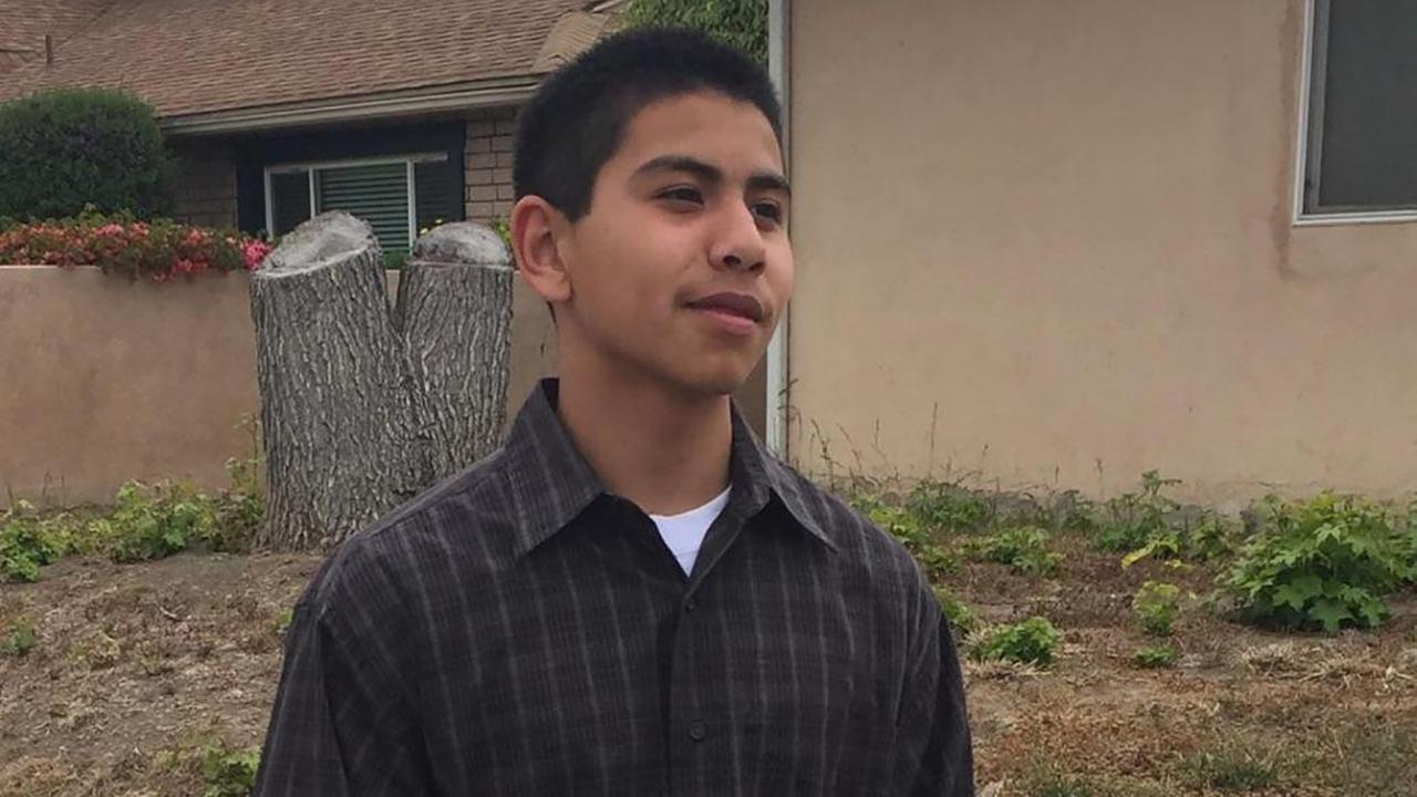 Jonathon Hernandez is seen in this undated photo provided by family.