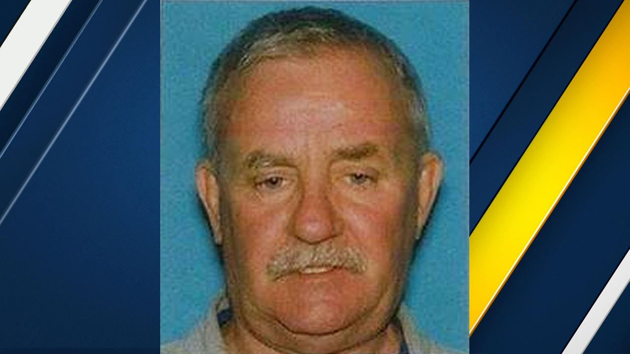 Craig Wilson, 64, is shown in a missing persons bulletin from the Los Angeles County Sheriffs Department.