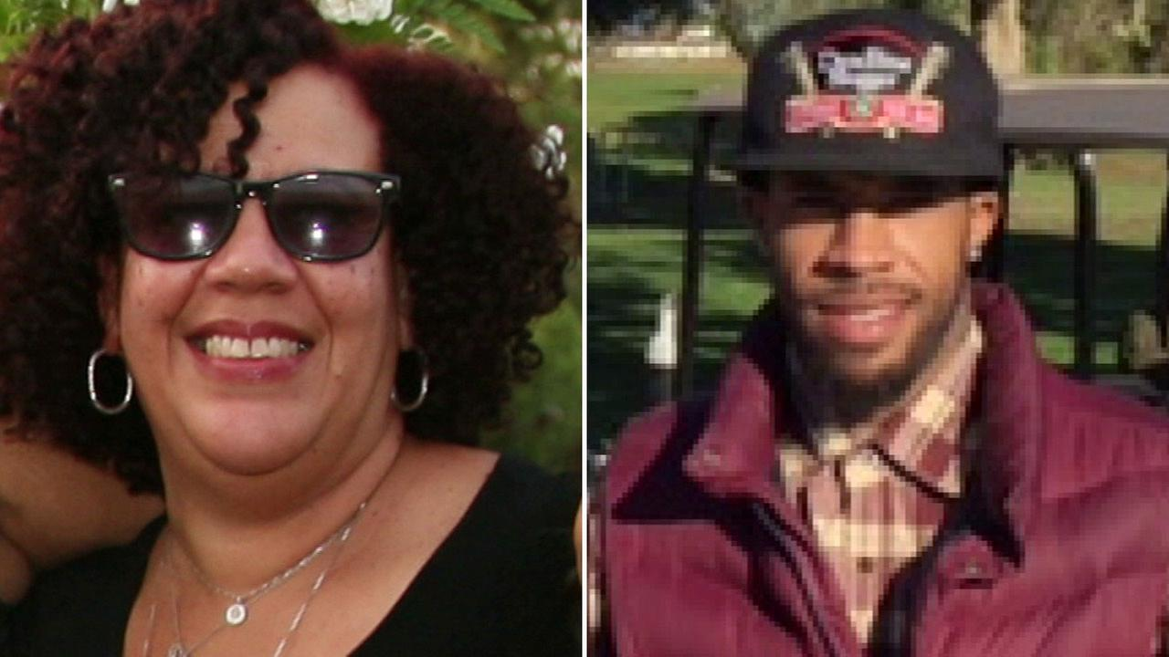Michelle Kelly Love, 64, (left) and Jordan Love, 27, were fatally shot in the 19500 block of Tillman Avenue in Carson Saturday, Feb. 27, 2016.