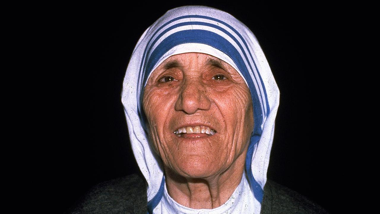 Catholic missionary worker Mother Teresa is seen in Calcutta, India, 1979.