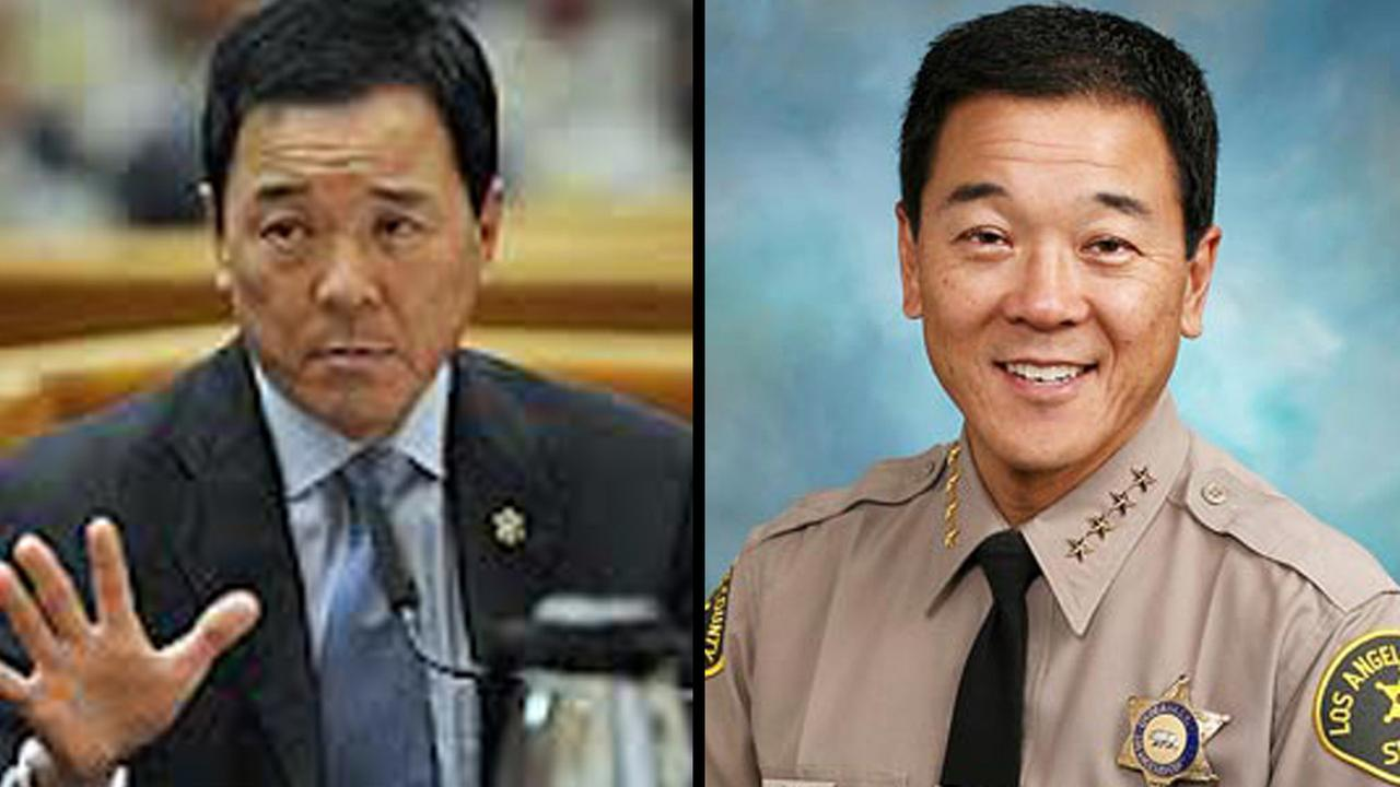 Former Los Angeles County Undersheriff Paul Tanaka stands trial for corruption charges.