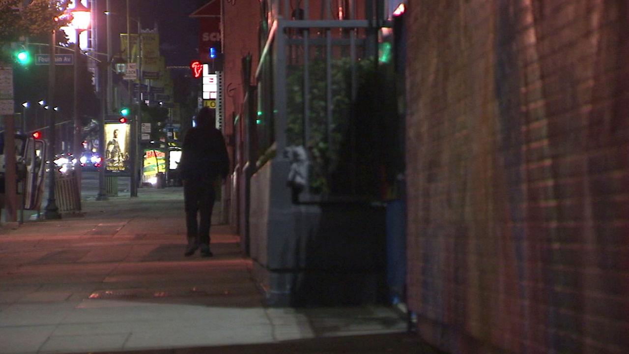 Residents in Hollywood say their neighborhood is being overrun by criminals and prostitutes.