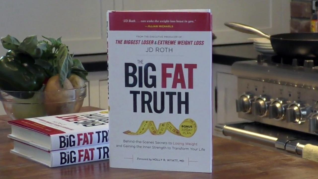 Television producer J.D. Roth, known for shows such as Extreme Weight Loss and The Revolution, wrote The Big Fat Truth, a book about the mind struggles of losing weight.