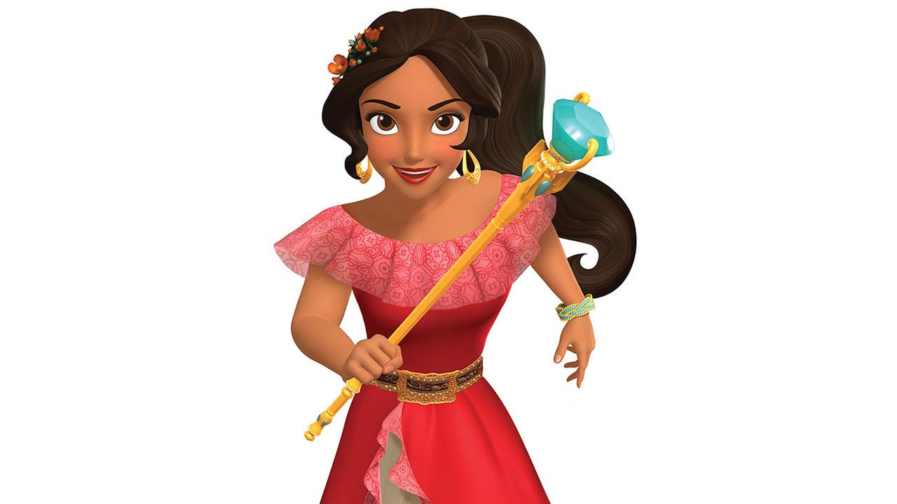 Princess Elena of Avalor, Disneys first Latin-inspired princess, is bold, family-oriented and adventurous.