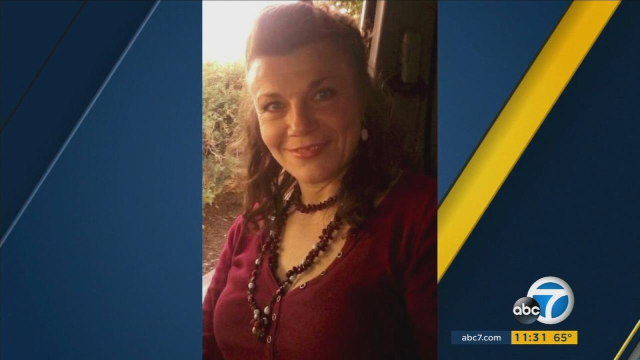 Kristen Pretzer, 47, was struck and killed by a hit-and-run driver near the intersection of 8th Street and Mountain Avenue in Upland on Wednesday, March 30, 2016.