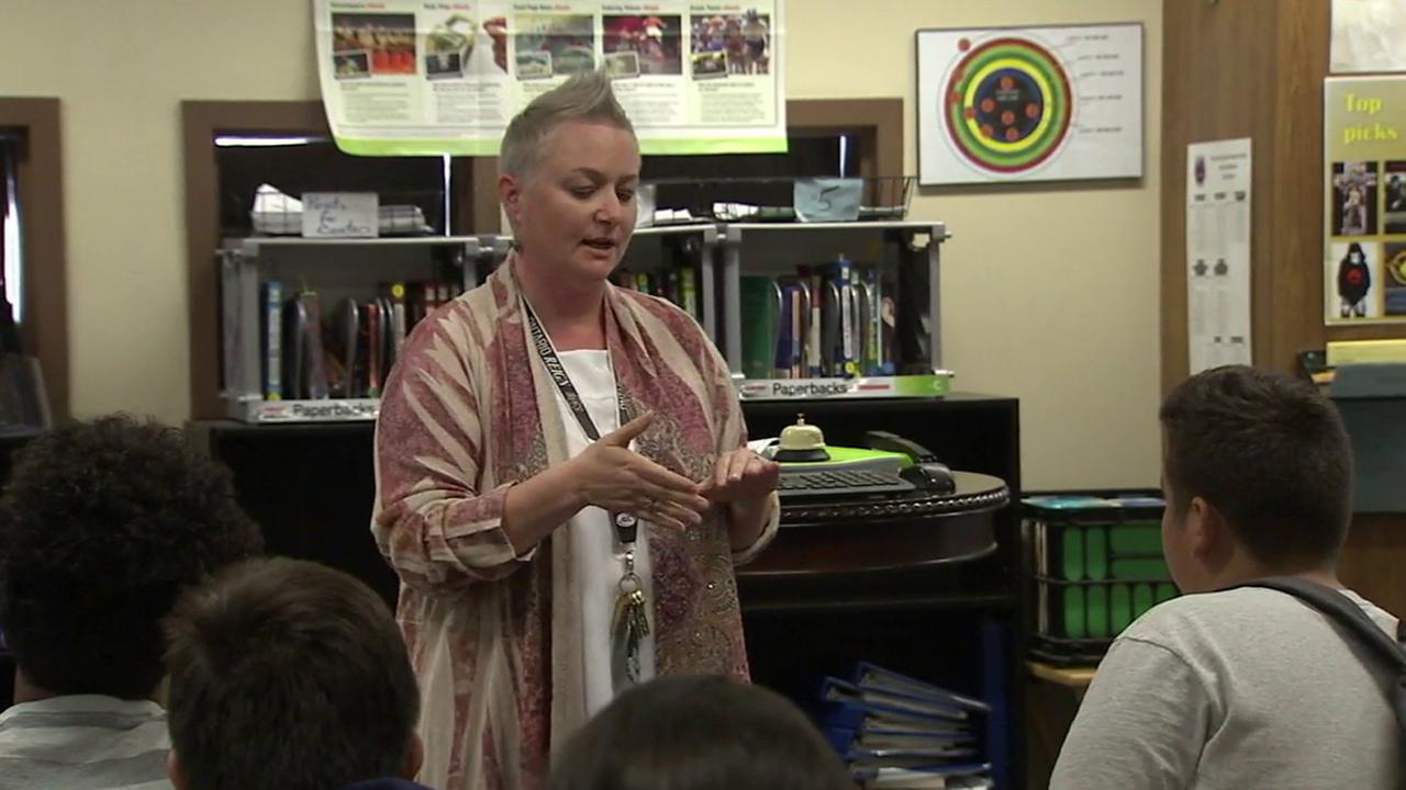 Trenquilla Francis, a teacher at Vista del Lago High School in Moreno Valley, has been named one of only six recipients of the prestigious 180 Educator Awards for helping struggling students improve their literacy skills.