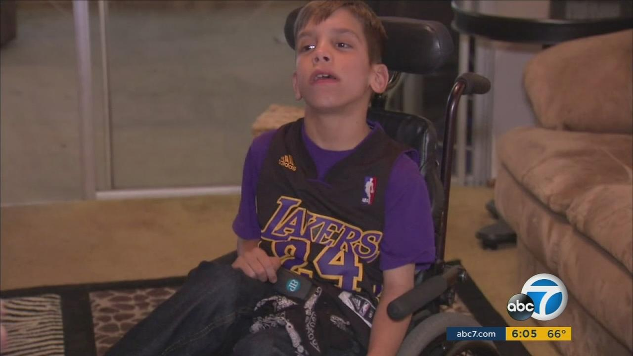 A Whittier mom is hoping thieves who stole a $7,000 tablet her son with cerebral palsy uses to communicate with the world will return the electronic device.