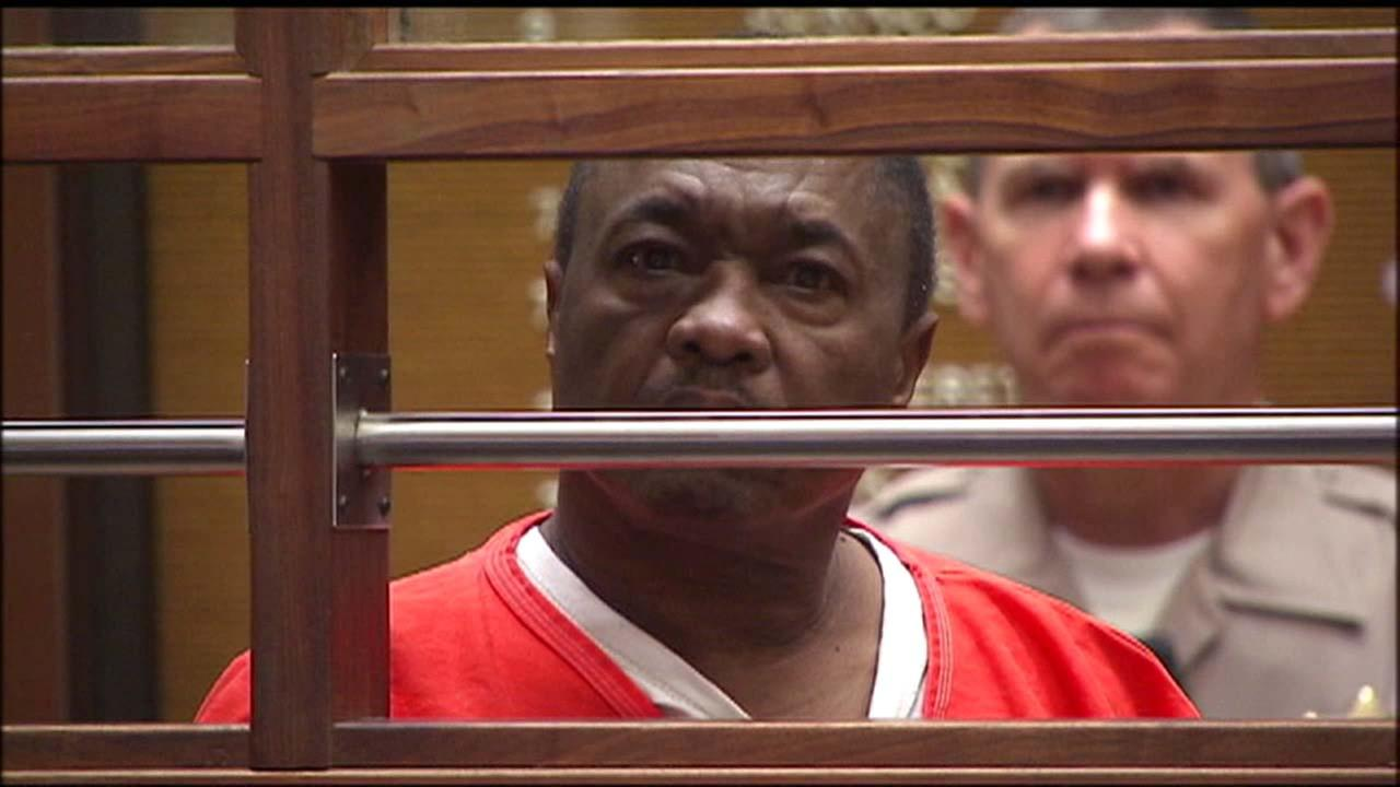 A Los Angeles jury has begun deliberations in the murder trial of suspected Grim Sleeper serial killer Lonnie Franklin.