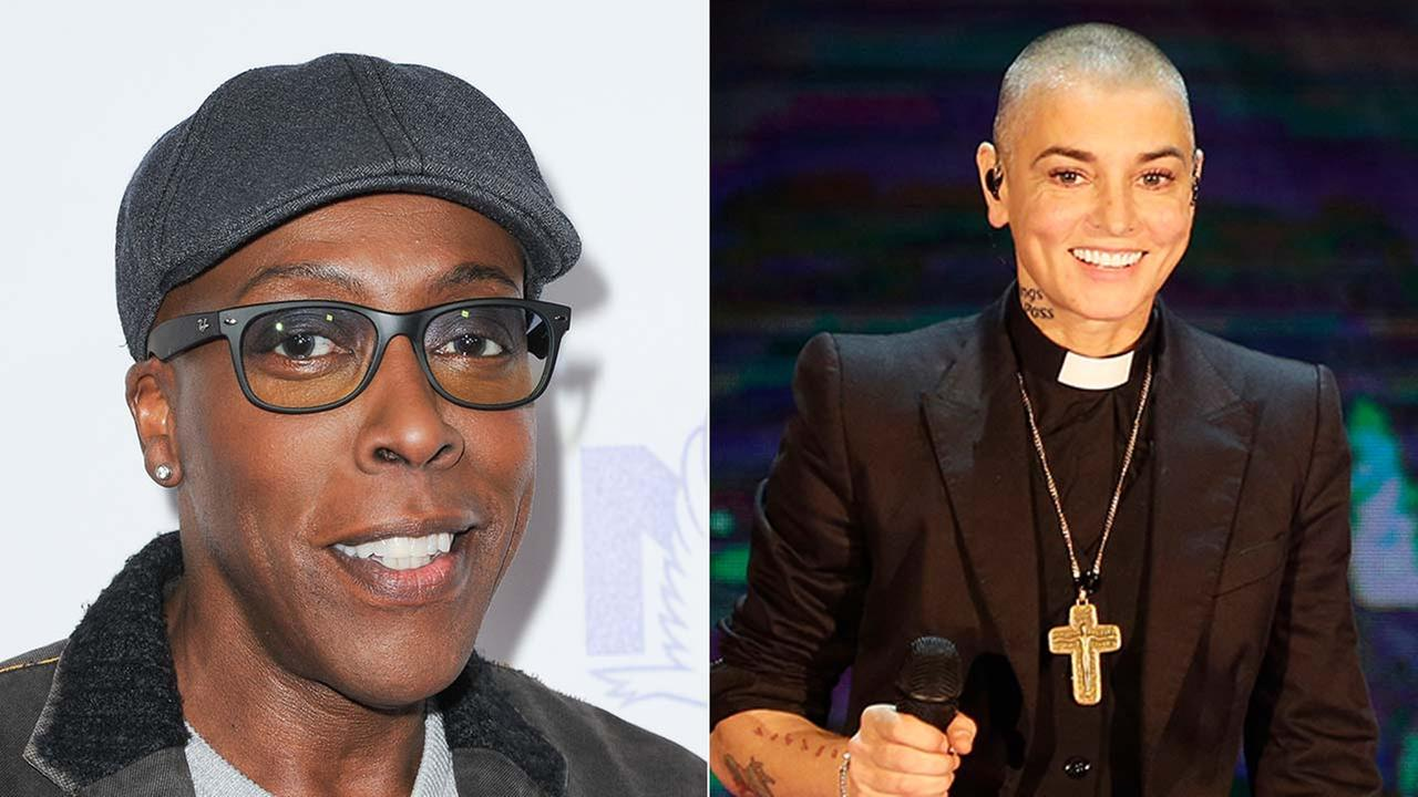 Comedian Arsenio Hall is suing singer Sinead OConnor over her allegations that he supplied drugs to Prince.