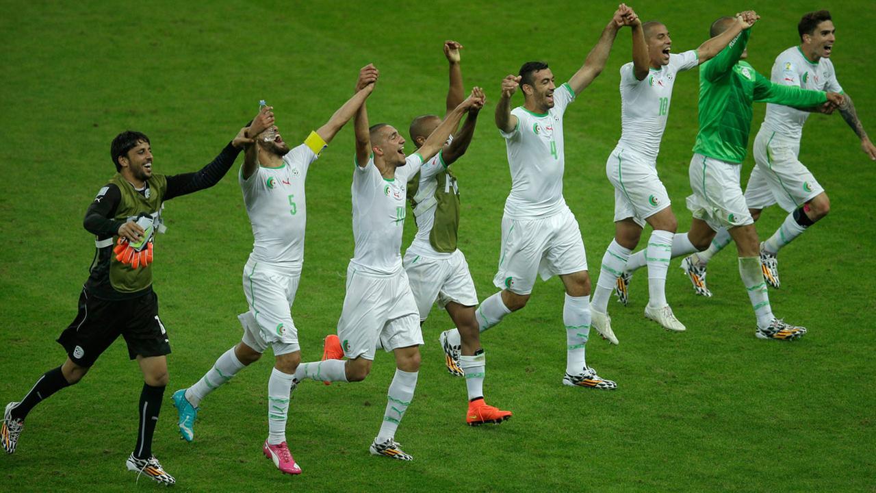 World Cup 2014: Algeria beats South Korea 4-2
