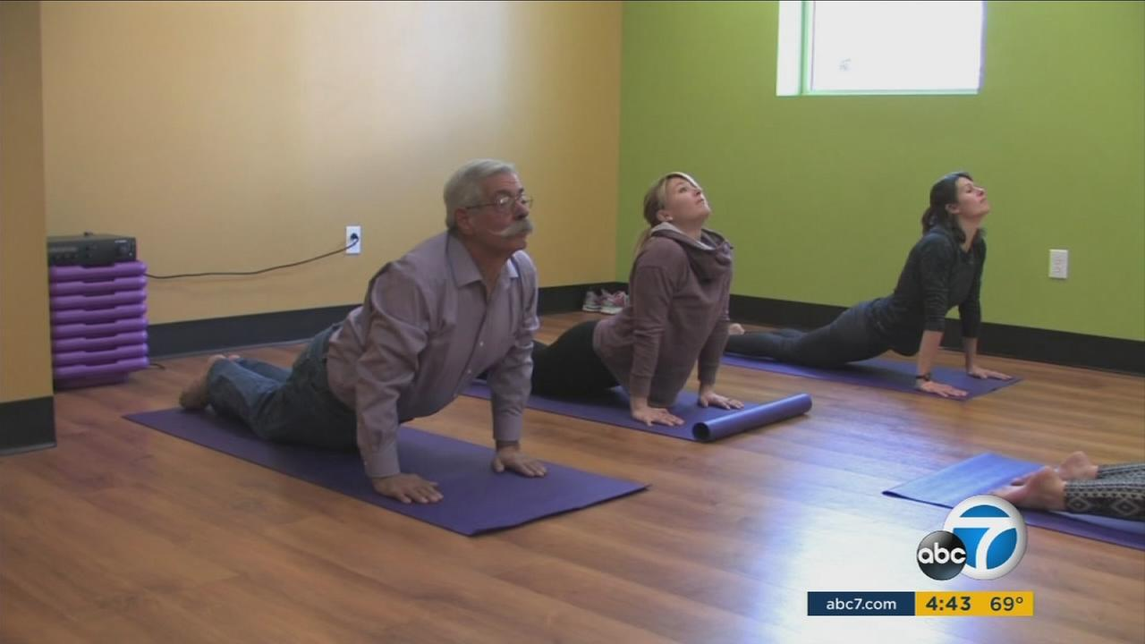 More than 200,000 men are diagnosed with prostate cancer every year in the United States. A new study suggests yoga may offer significant benefits for men suffering from fatigue, bladder problems and sexual dysfunction due to prostate cancer.
