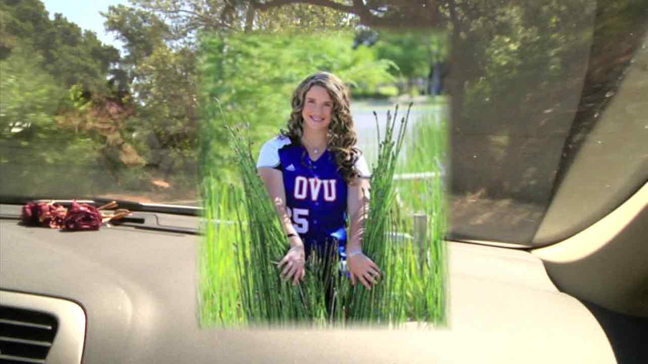 Elena Kramer, 19, pictured in an undated photo.