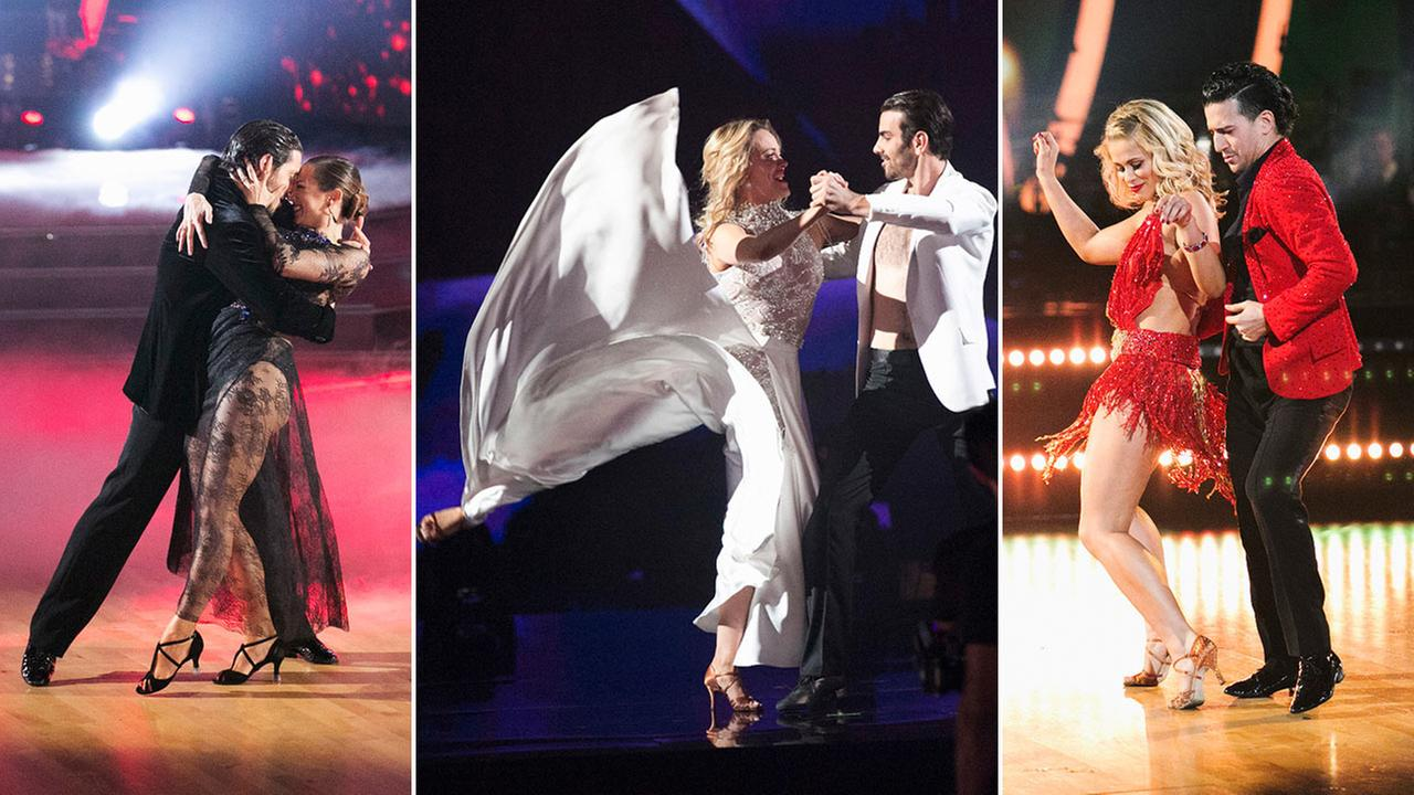 Ginger Zee, Nyle DiMarco and Paige VanZant battled it out for the coveted mirror ball trophy in the season 22 finale of Dancing with the Stars.