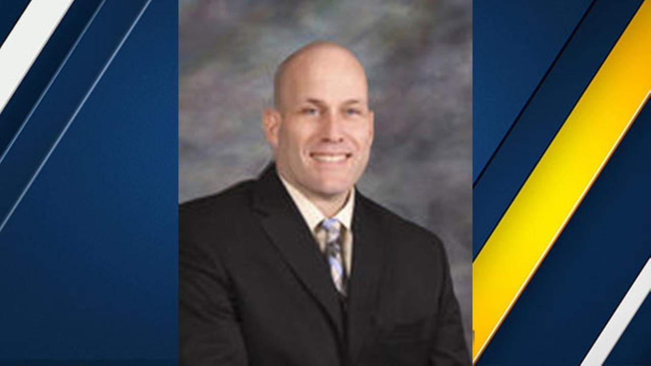 Rialto City Councilman Shawn OConnell.