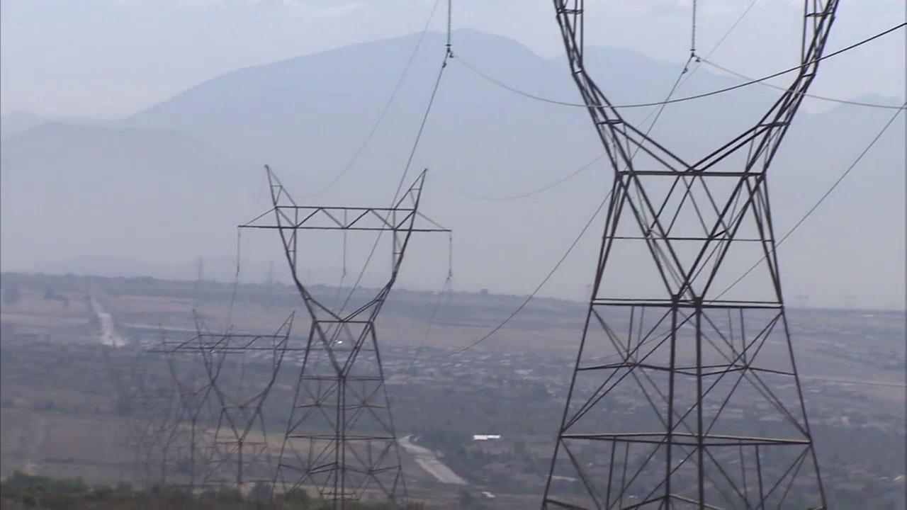The heat is putting a strain on Southern Californias power grid this weekend.