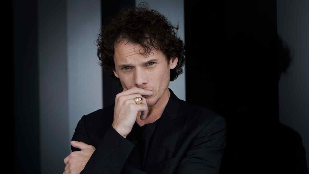 In this Wednesday, Sept. 3, 2014, file photo, Actor Anton Yelchin poses for portraits during the 71st edition of the Venice Film Festival in Venice, Italy.