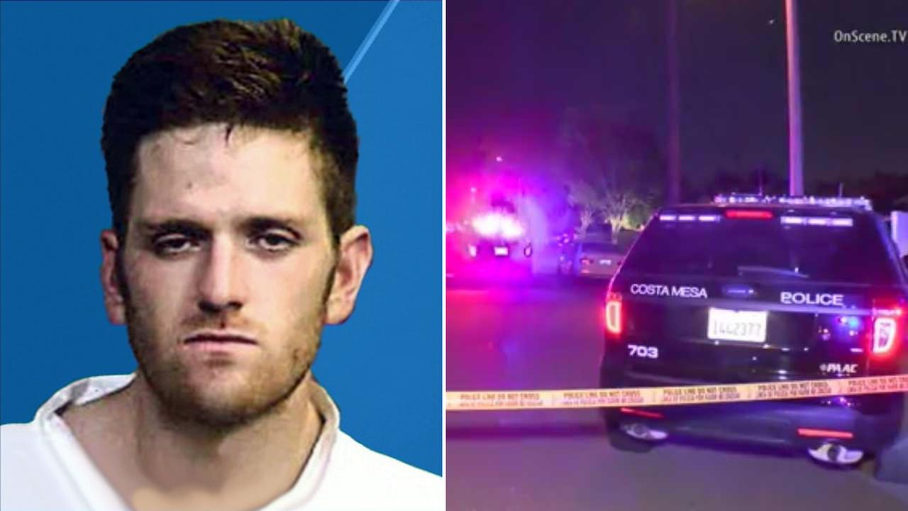 Joshua Waring, the son of Lauri Peterson from The Real Housewives of Orange County, was arrested for attempted murder on Monday, June 20, 2016.