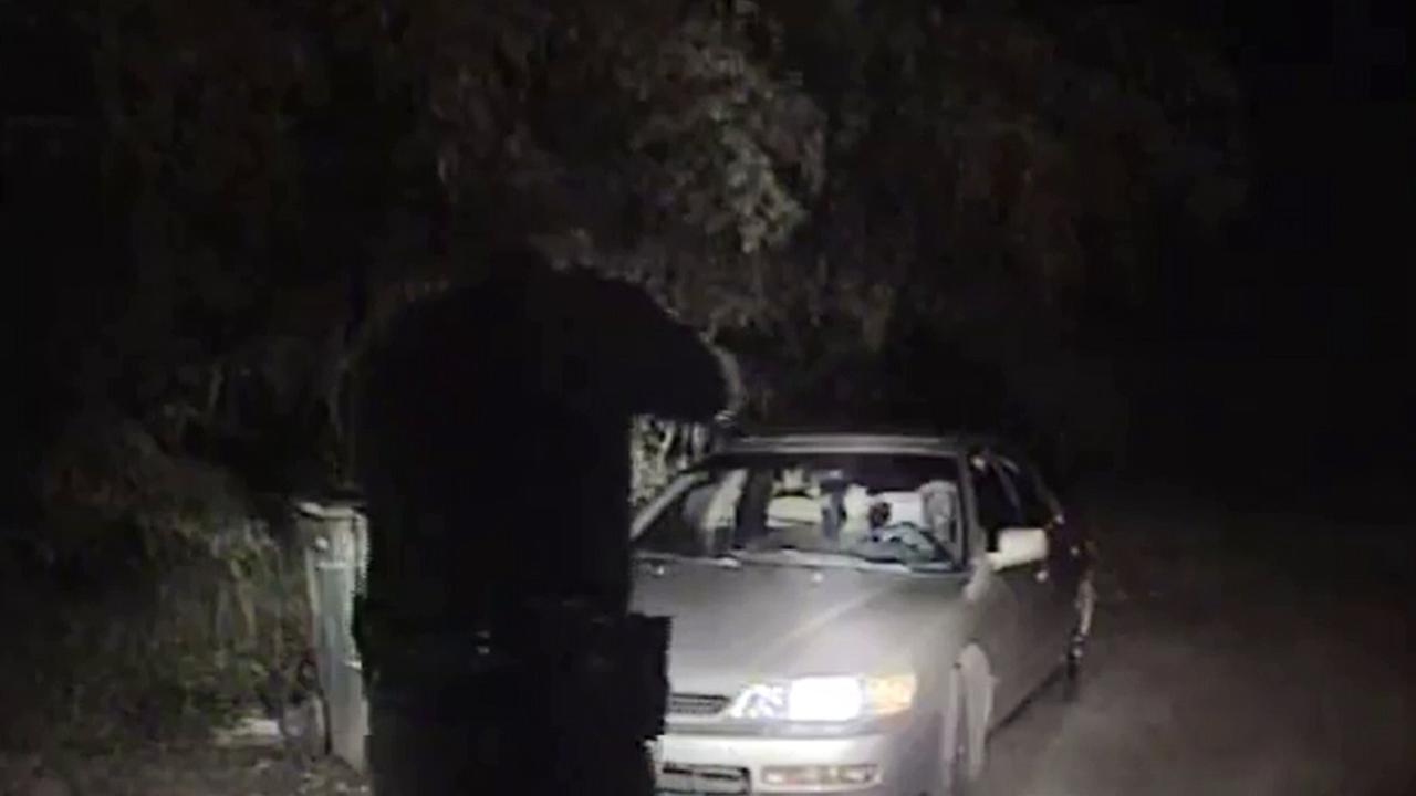 Dash camera video shows an officer firing seven shots at a teenager in Forest Acres, South Carolina, on May 19, 2016.