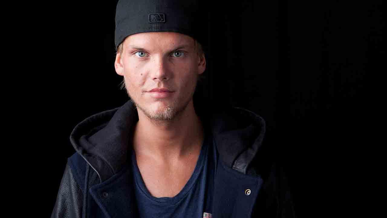 In this Aug. 30, 2013 file photo, Swedish DJ, remixer and record producer Avicii poses for a portrait, in New York.