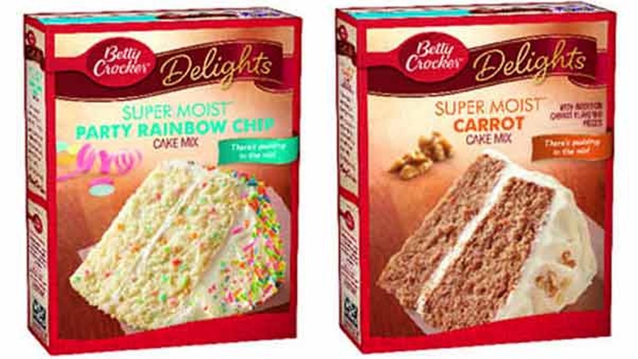 Cookies From Betty Crocker Super Moist Cake Mix