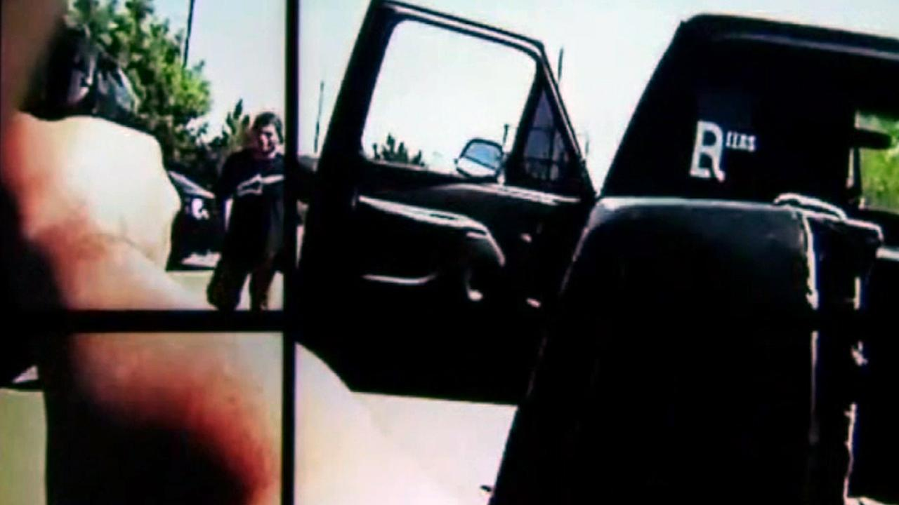 The Fresno Police Department released body-camera video showing the fatal shooting of 19-year-old Dylan Noble on June 25, 2016.