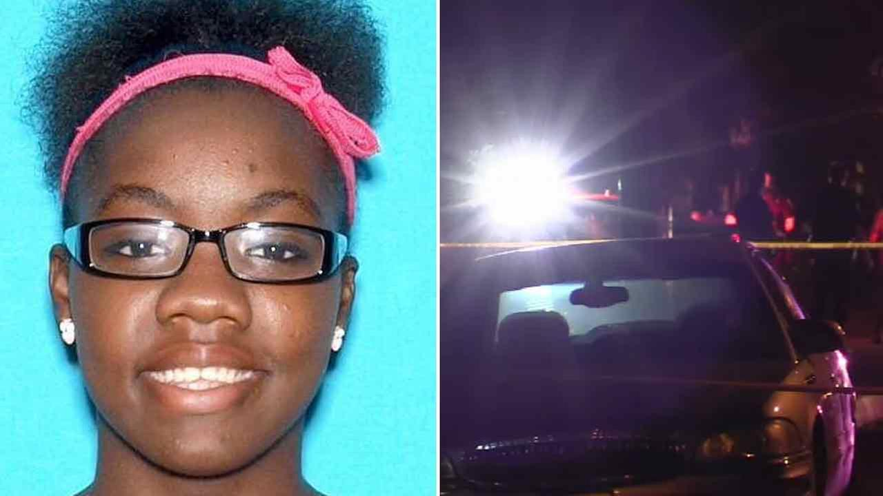 A photo of Jaemiah Trammel, 20, of Colton, (left) who was shot and killed while in a car (right) in San Bernardino on Wednesday, July 20, 2016.