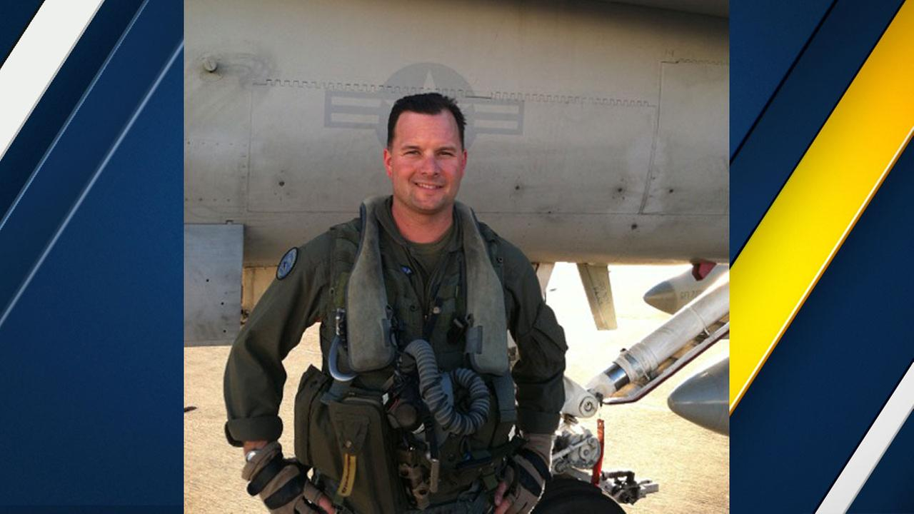 Maj. Richard Norton, 36, a native of Arcadia, is shown in an undated photo.