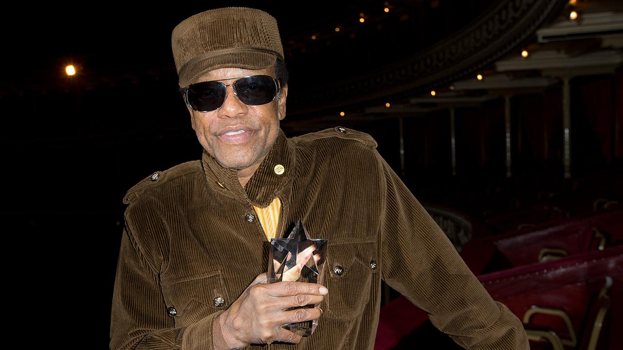 Bobby Womack, an influential R&B singer-songwriter who impacted artists such as the Rolling Stones, died Friday, June 27, 2014. He was 70. <span class=meta>(Joel Ryan)</span>