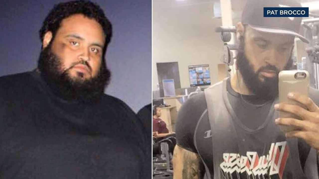 Arizona man says he lost 300 pounds by walking to Walmart