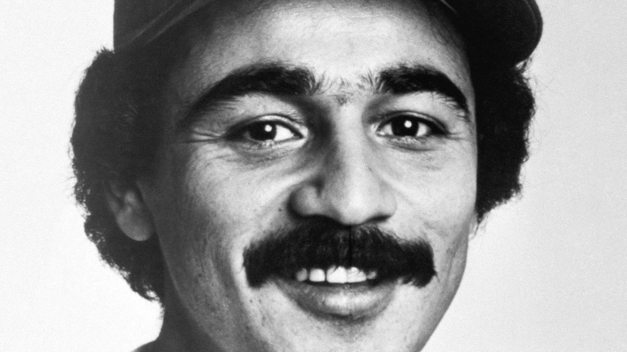 Los Angeles Dodgers pitcher Bobby Castillo in 1981.AP