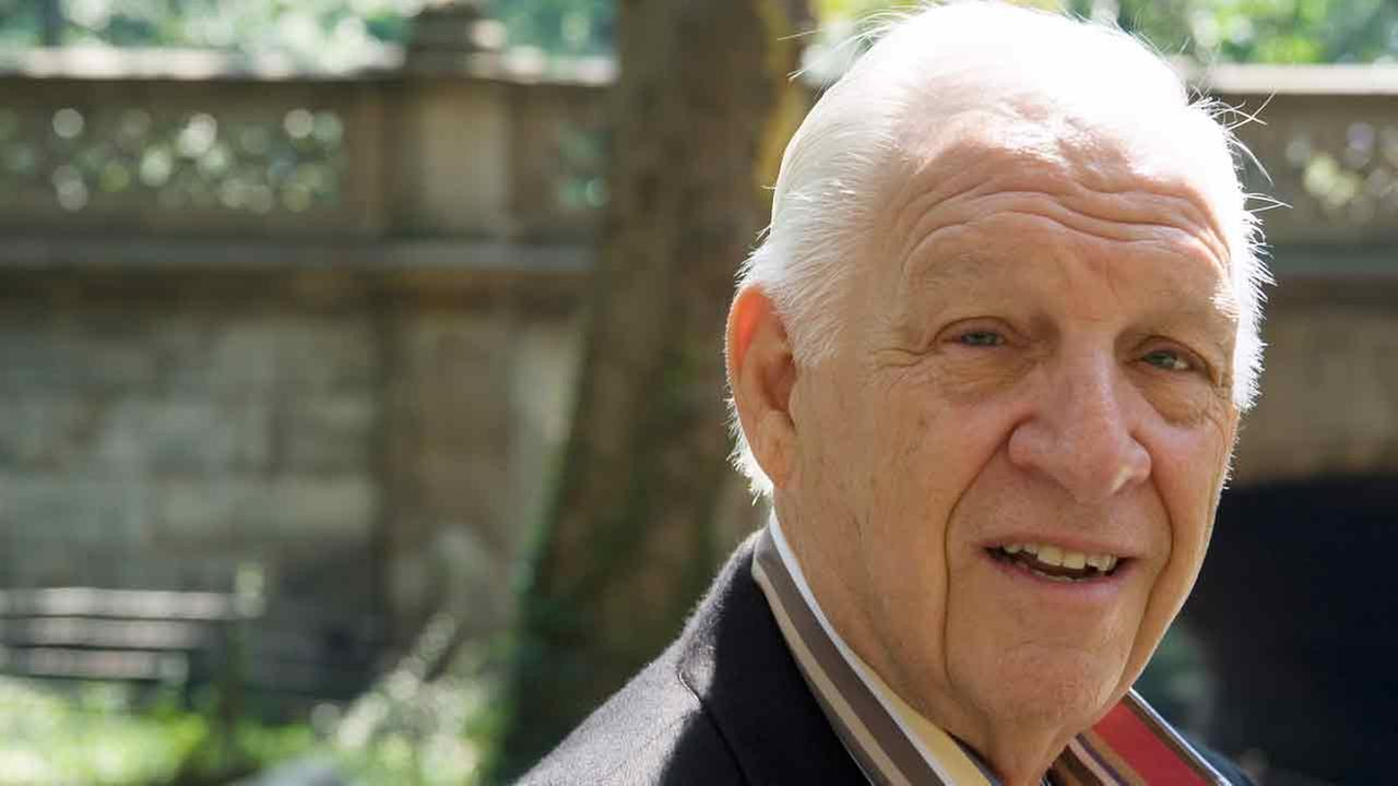 Music industry veteran Jerry Heller is photographed in New Yorks Central Park Aug. 14, 2006.