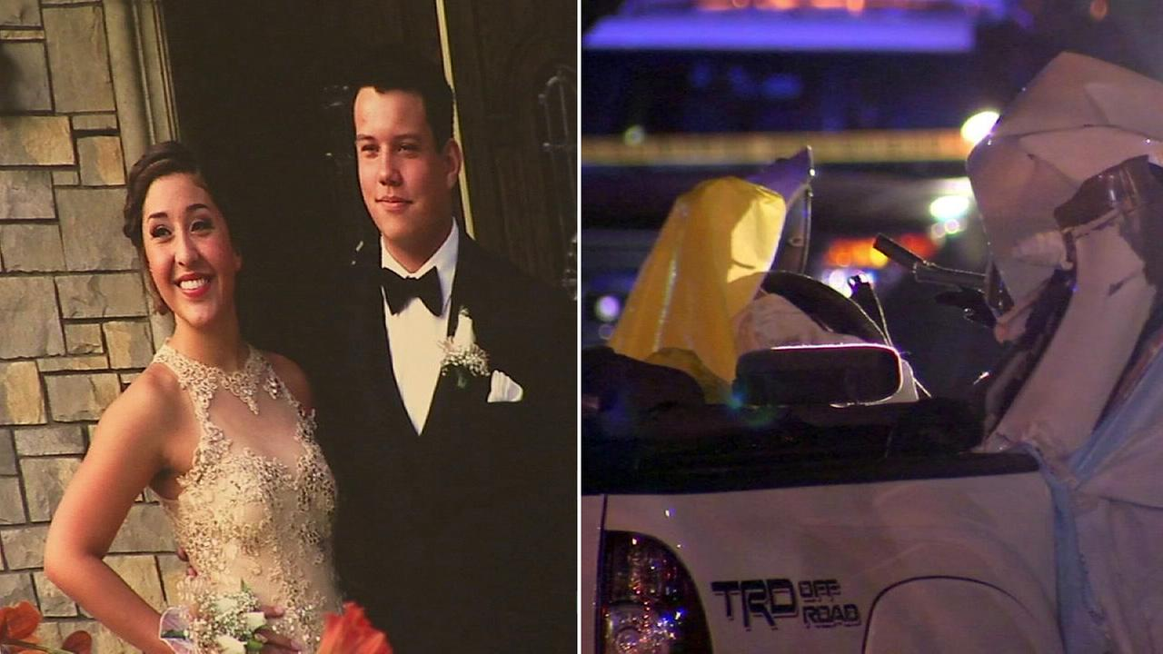 George A. Steward and Sabrina D. Castillo, both 18, were killed in a car crash on Oct 18, 2015.