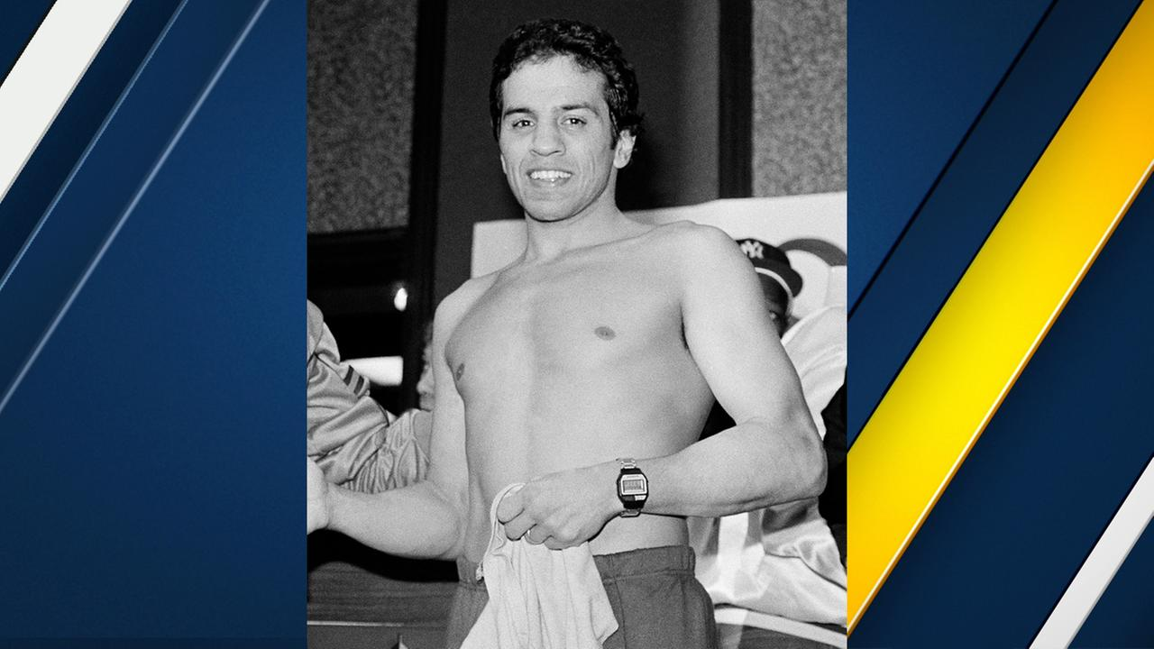 Hall of Fame boxer Bobby Chacon dies at 64
