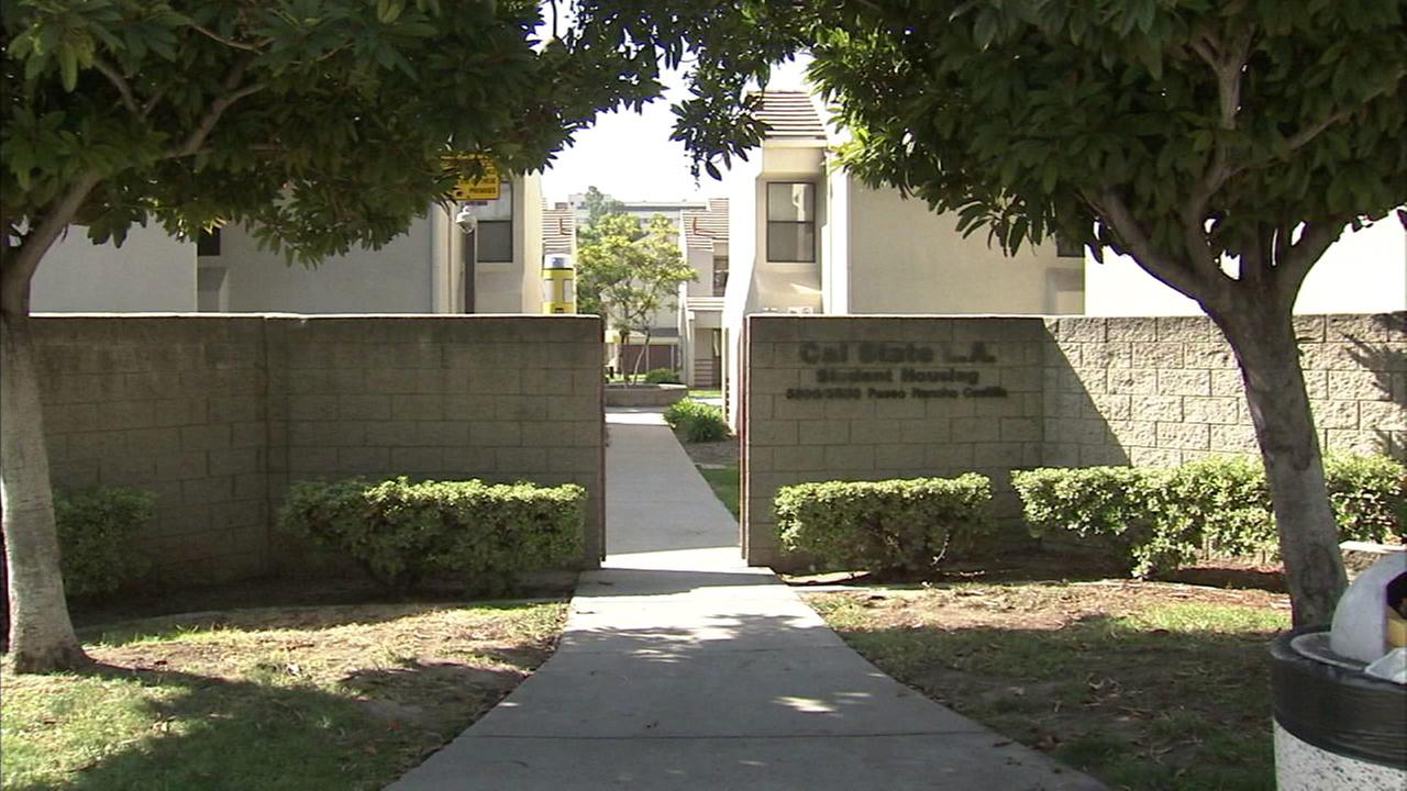 A new dorm at California State University, Los Angeles has sparked national debate after critics say it promotes segregation.