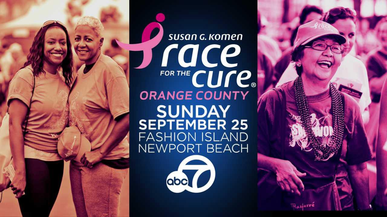 Susan G. Komen Race for the Cure Orange County