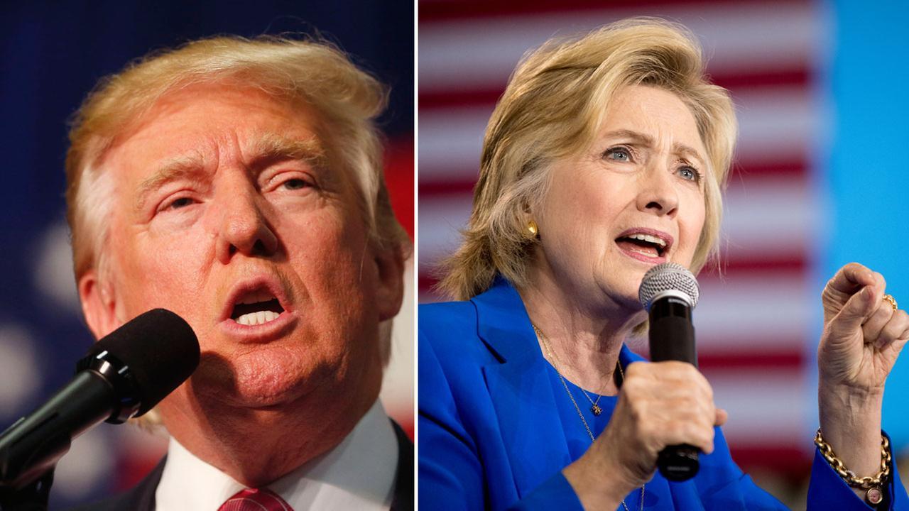 trump poll, clinton, poll, election, presidential election
