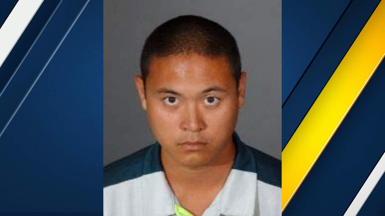 Van Phuoc Dang, 26, a tennis coach at Schurr High School in Montebello, was arrested for allegedly having a sexual relationship with a student.