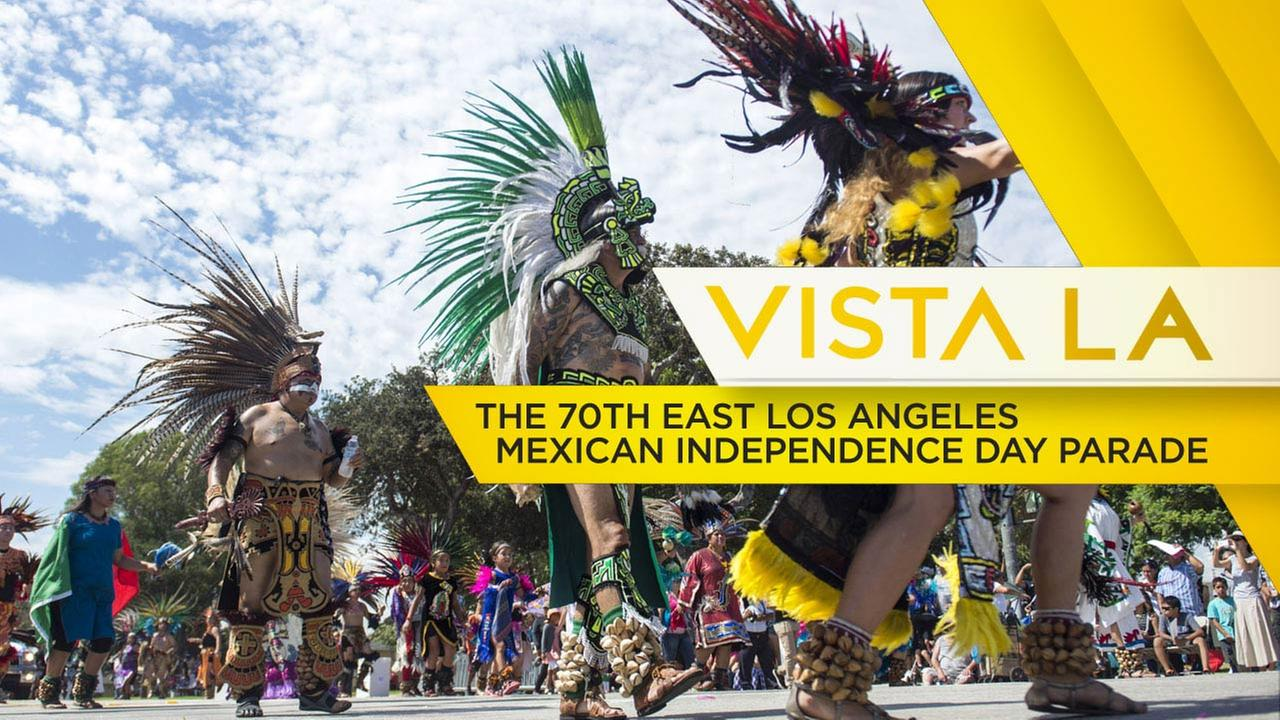 70th annual East LA Mexican Independence Day Parade kicks off Sunday