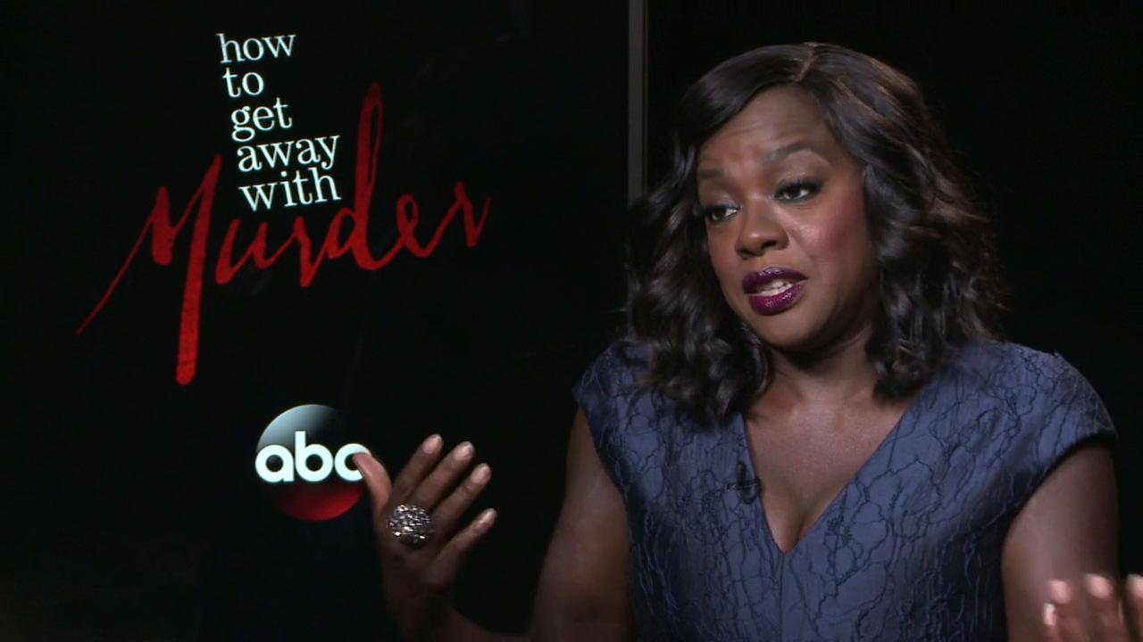 Viola Davis has been Emmy-nominated for the second time for How to Get Away with Murder.