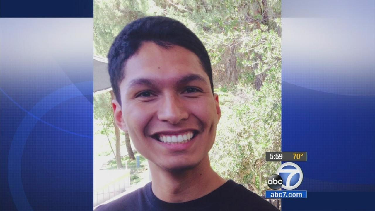 A California State University-Northridge student died Tuesday, July 1, 2014 from heat exposure after hiking in the Angeles National Forest.