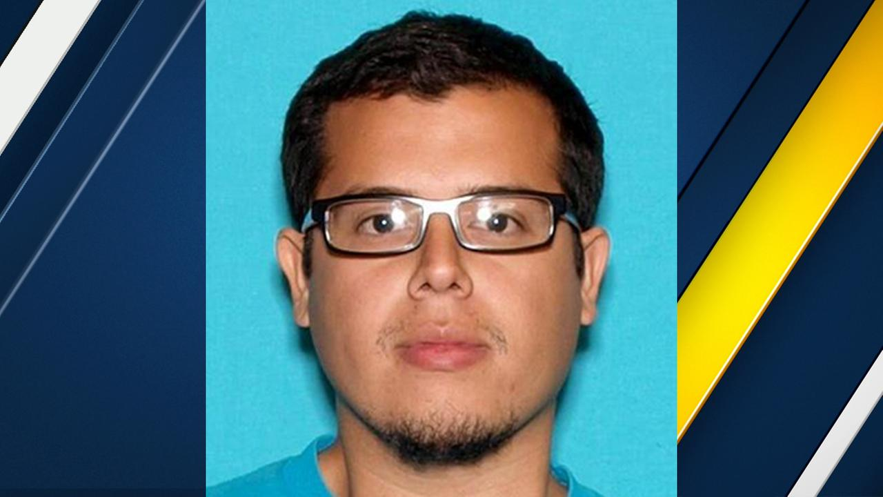 Riverside police released this photo of Samuel Joel Galvan, 28, who went missing on Sunday, Sept. 11, 2016.