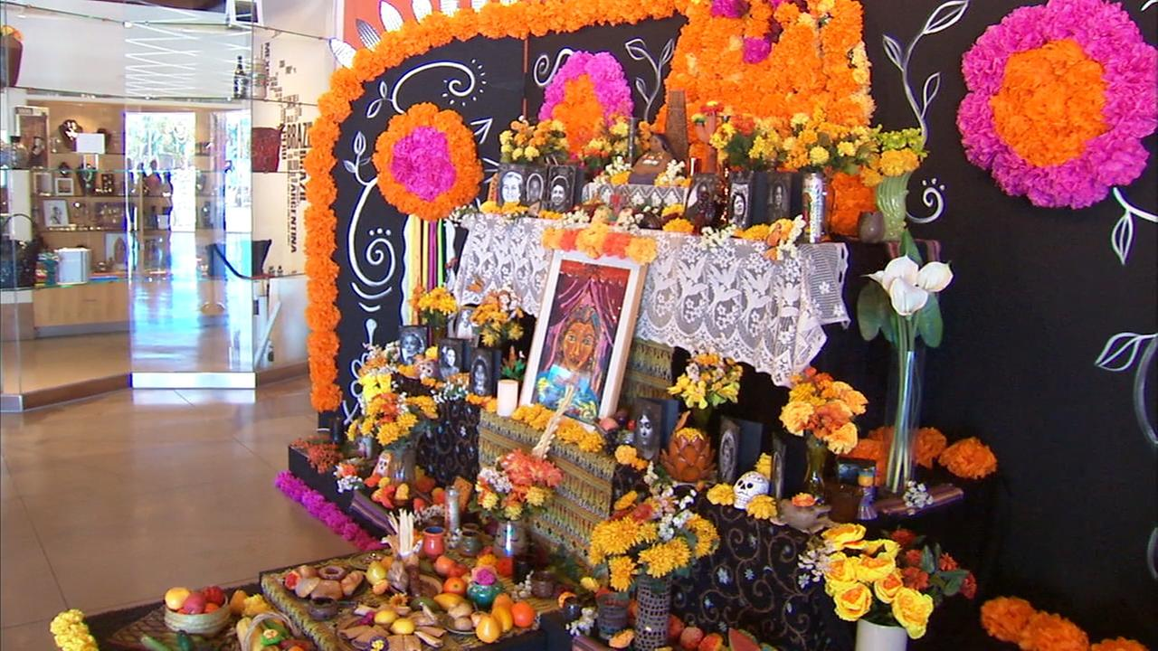 The Day of the Dead is celebrated in Long Beachs Museum of Latin American Art.