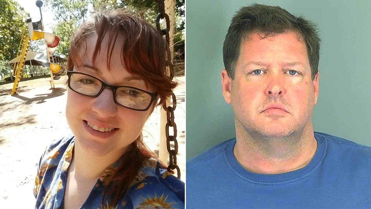 Authorities said Todd Kohlhepp (right) was arrested after Kala Brown (left) was found chained up like a dog in a storage container in Woodruff, S.C., on Thursday, Nov. 3, 2016.
