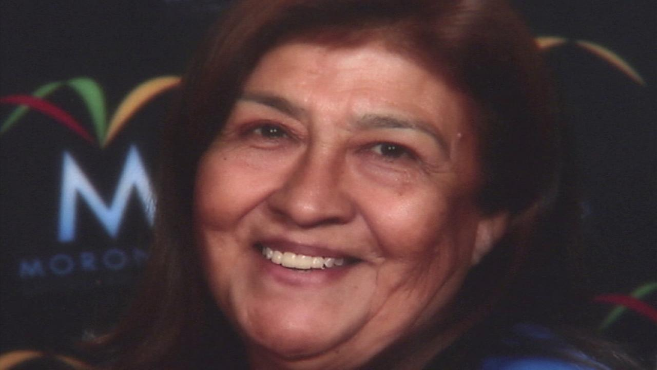 Elidia Dominguez, 65, was critically wounded when authorities said 45-year-old Carlos Mendez shot her on Tuesday, Nov. 8, 2016.