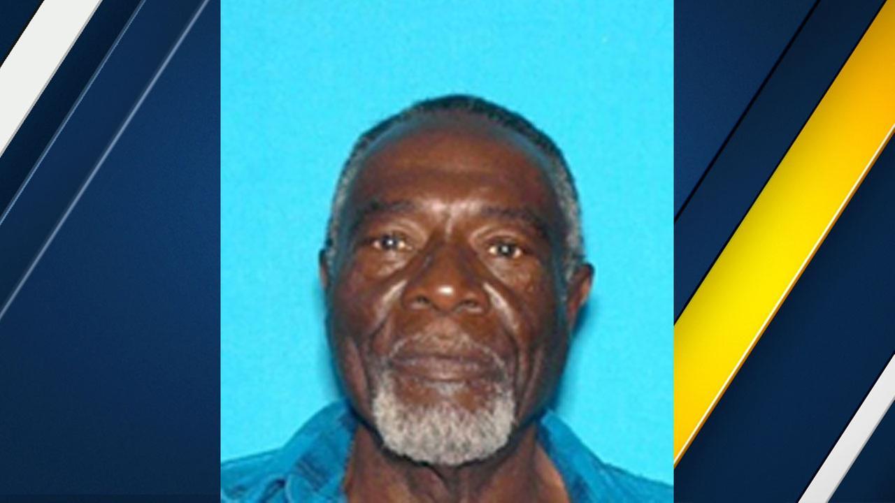 John Henry Griffin, 69, is shown in an undated DMV photo.
