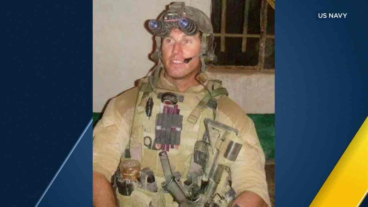 An undated photo of 42-year-old Senior Chief Petty Officer Scott Dayton, who was the first member of the U.S. military to be killed in Syria Thanksgiving Day, Nov. 24, 2016.