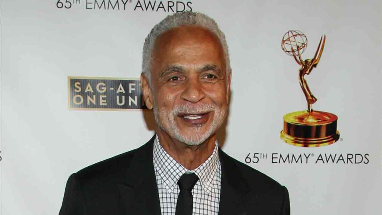 An undated image of actor Ron Glass, who died at the age of 71 on Saturday, Nov. 26, 2016.