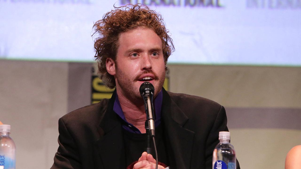 T.J. Miller seen at the Twentieth Century Fox Presentation at 2015 Comic Con on Saturday, July 11, 2015, in San Diego.